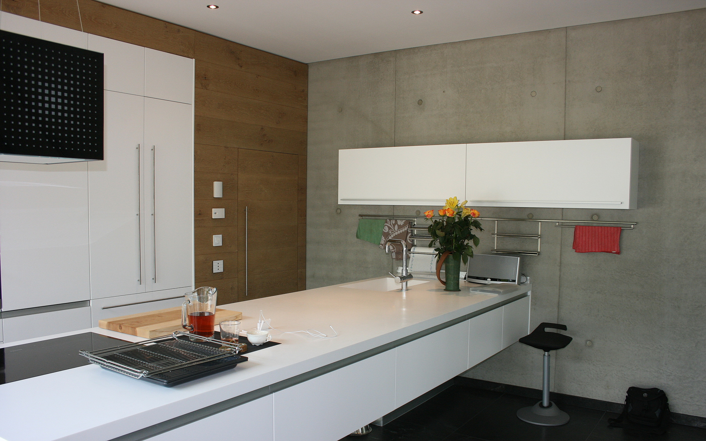 Kücheneinfassung