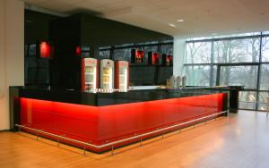 Dynamostadion Businessclub Etage 1