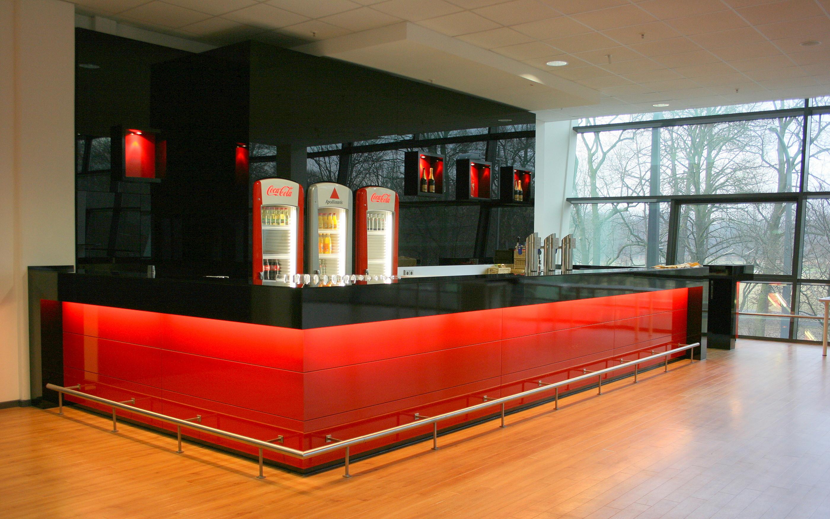 Dynamostadion Buissnesclub Etage 1