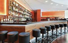 Hotel Hilton Lobby-Bar