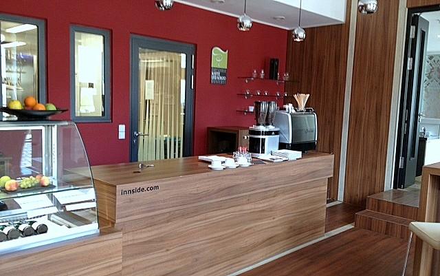 Innside-Café an der Frauenkirche